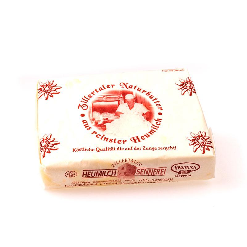 beurre naturel